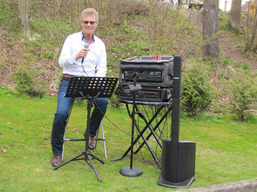 Min sång- och musikutrustning