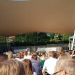 Stora scenen Jakobstad, Finland Skolparken 2018